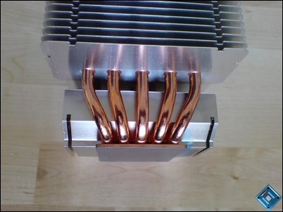 scythe infinity heatpipes view