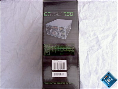 Etasis ET750 Box Side