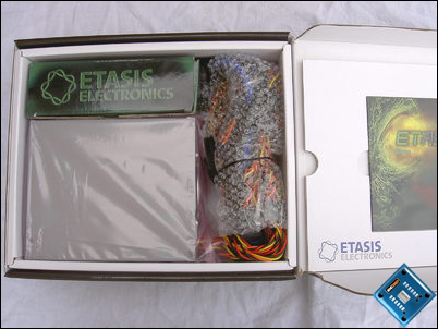 Etasis ET750 Package