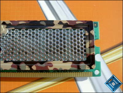 OCZ PC2-6400 Special Ops Side