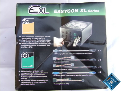 Tagan Easycon XL 700w Bag