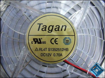 Tagan Easycon XL 700w Fan