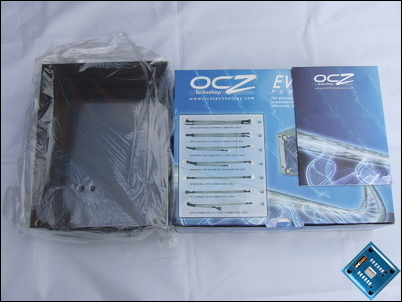 OCZ EvoStream Packaging