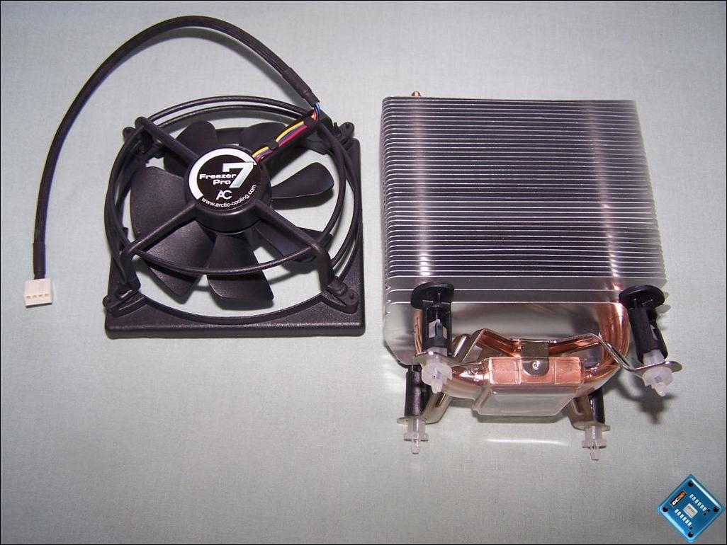 Arctic Cooling Freezer 7 Amp 64 Pro Coolers A Closer Look