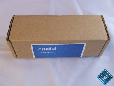 Crucial Ballistix PC2-6400 Packaging