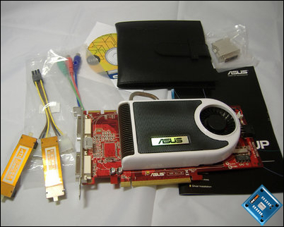 asus x1950 pro package