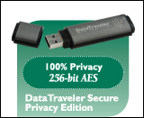 Kingston Privacy USB