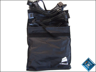 Corsair HX620 Cable Bag