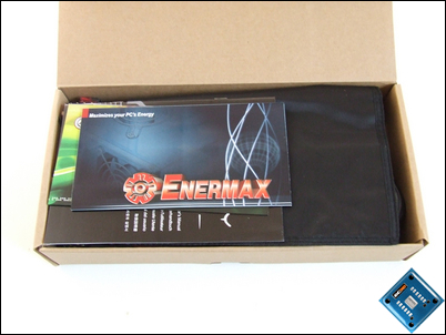 Enermax Galaxy Unpacked