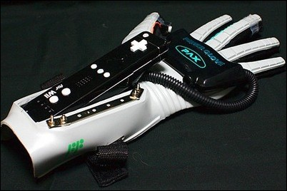 Wii Power Glove