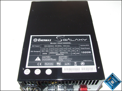 Enermax Galaxy Top