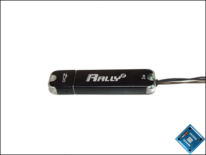 OCZ Rally2 Flash Drive Front