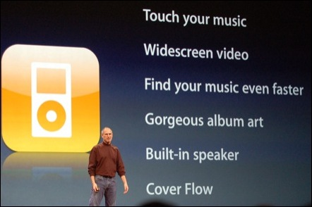 Ipod Features