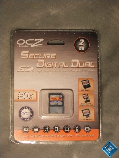 OCZ SD Dual Packaging