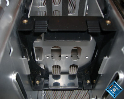 silverstone tj09 HDD bay fan