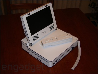 The wii laptop