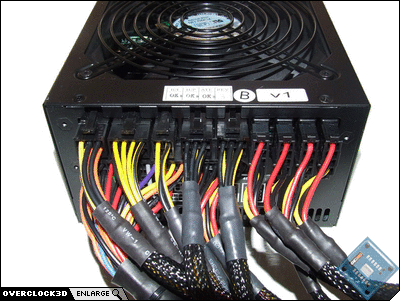 Silverstone ST85F Front