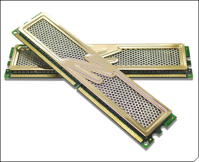 OCZ PC2-6400 Gold Edition 4GB
