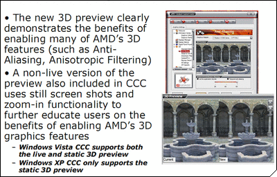 3D Preview system