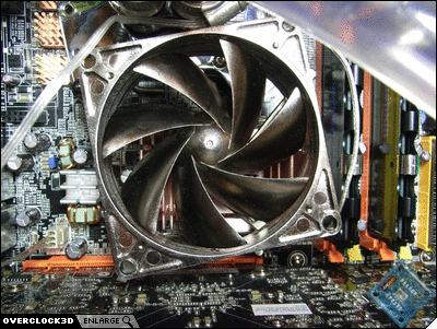 stock cooler with fan