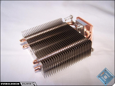 Noctua Fan side view