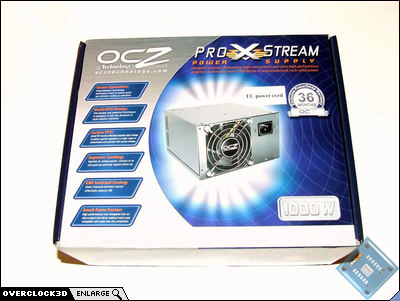 OCZ ProXStream 1kw Box