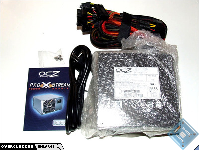 OCZ ProXStream 1kw Package