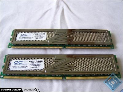OCZ Titanium side by side