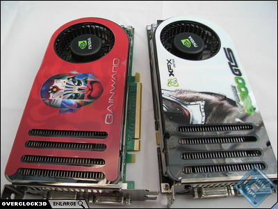 overclocked 8800gts shootout