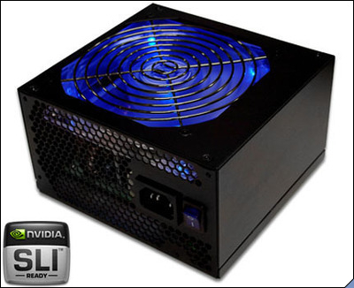 OCZ GameXStream Power Supply (NVIDIA SLI-Ready)