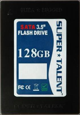 ST SATA Flash