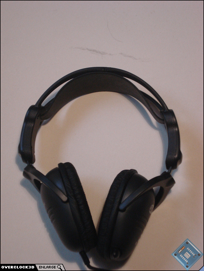 headset front