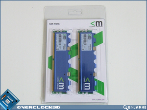 Mushkin HP2-6400 4GB Packaging