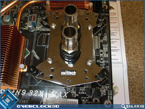 swifttech apogee gt installed