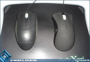Razer Deathadder and Copperhead