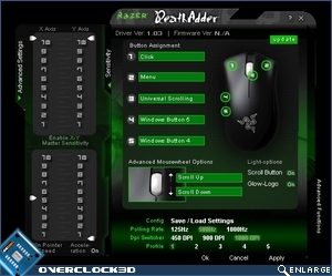Razer Deathadder Software