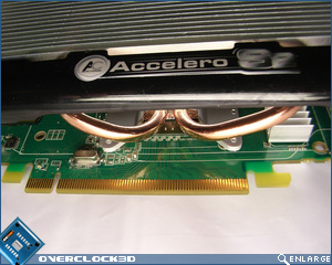 arctic cooling accelero s2 heatpipes