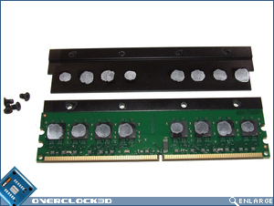 CellShock DDR2-800 2GB Heatspreader
