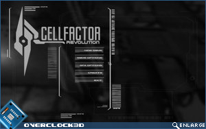 cell factor menu