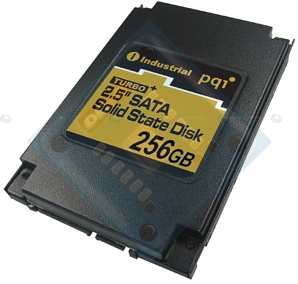 pqi 256GB SSD Solid State Disk
