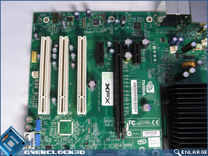 xfx 650i ultra PCI area