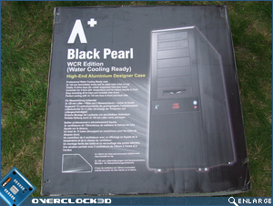 APlus Case Black Pearl Box