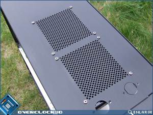 APlus Case Black Pearl WCR Radiator