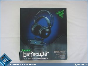 Razer Barracuda HP-1 Box Front