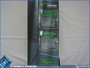 Razer Barracuda HP-1 Box Side