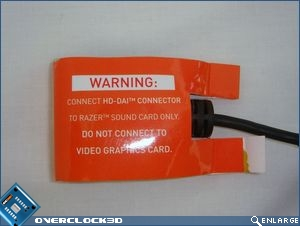 Razer Barracuda HP-1 Warning