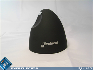 evoluent vertical mouse 3 rear view