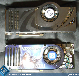 gainward 8800 ultra vs 8800 GTX