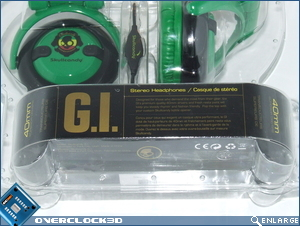 Skullcandy G.I Rasta Packaging