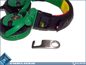 Skullcandy G.I Rasta Bottle Opener